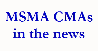 MSMA CMAs